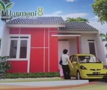 Rumah Subsidi Pemerintah di Puri Harmoni 8 Parung Panjang, Bogor MP184