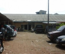 Dijual Tanah dan Bangungan di Cipinang Besar Selatan, Jakarta Timur PR1042
