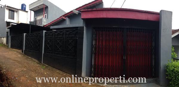 Dijual Rumah Strategis di Lebak Wangi, Parung Bogor P0907