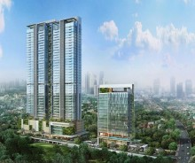 The Lavish Kemang Apartment, South Jakarta MD518