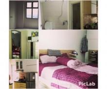 Dijual Apartemen Pancoran Riverside 2 BR Bonus Furniture Ikea PR1160
