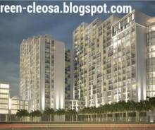 Dijual Apartemen Green Cleosa di Sudimara Barat Tangerang MP206