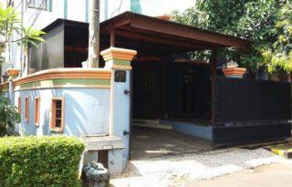 Dijual Rumah Strategis di Komp. Vila Dago, Pamulang, Tangerang Selatan P1082