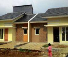 Griya Cilebut Asri, Perumahan Strategis Dekat Stasiun KA Cilebut, Bogor MD533