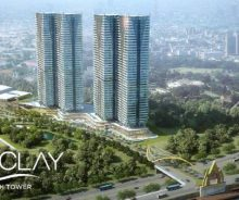 Apartemen Grand Kamala Lagoon Tower Barclay South, Bekasi MD535