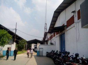 Disewakan Gudang Strategis di Tangerang Kota PR1262