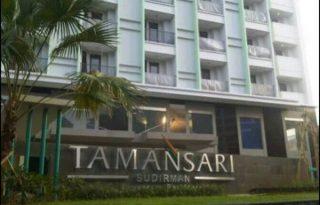 Disewakan Apartemen Tamansari Sudirman Tipe Studio Full Furnished P0431