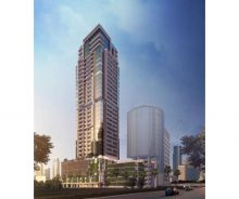 Dijual Apartemen Samara Suite Gatot Subroto 1 BR Semi Furnished P0115
