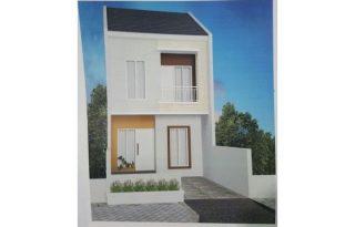Dijual Rumah Baru Bangun Bintaro, Tangerang Selatan AG944
