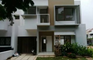 Dijual Rumah Cluster Alamanda, Jakarta Garden City, Jakarta Timur AG920