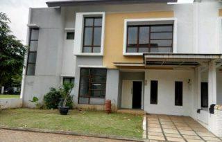 Dijual Rumah Cluster Lantana, Jakarta Garden City, Jakarta Timur AG922