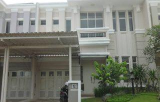 Dijual Rumah di Summarecon Serpong Cluster Pelican, Tangerang AG939