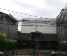 Jual Tanah Kavling Komersial Dengan Bangunan, Jakarta Pusat AG928
