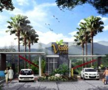 Valle Verde Bandung, Exclusive Private Villa di Cisarua, Bandung Barat AG931