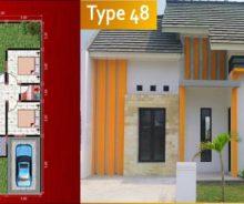 Dijual Rumah di Lokasi Super Strategis MD550