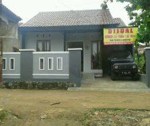 Dijual Rumah Baru Strategis Tanah Luas di Sawangan Depok PR1357