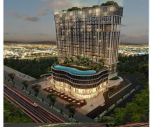 Apartment Metro Penthouse, The First Mixed Use Building In Bandung MP224