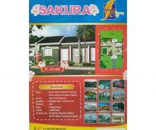 Perumahan Grand Cikarang City Tipe Sakura Bekasi, Siap Huni MP227