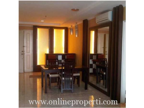 Dijual Apartemen MOI Tower Paris Garden Furnished 2+1 BR AG950
