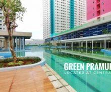 Apartemen  Green Pramuka City, Jakarta Pusat MD413