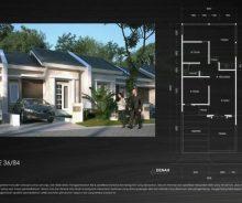 Telah Dipasarkan Cilebut Residence 2, Bogor MD551