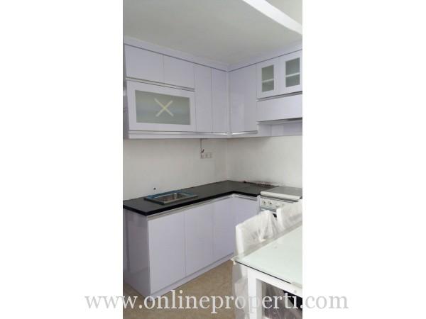 rumah dijual dijual rumah minimalis baru full perabot di