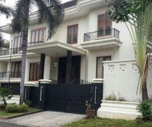 Dijual Rumah Mewah Posisi Hook di Pondok Indah Jakarta Selatan AG967
