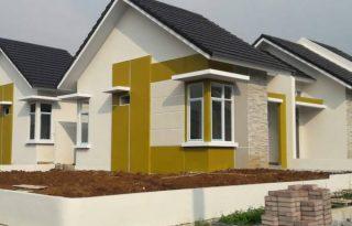 Jual Rumah Minimlis dan Baru di bogor  MD168