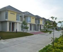 Dijual Rumah Cluster Emerald Garden GRASSLAND Pekanbaru, Riau MD562