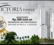 Apartemen Strategis di Kawasan Superblok CBD GKL Bekasi MD539