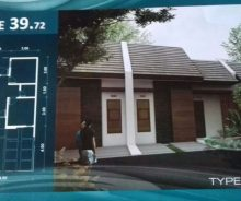 3Raksa View Rumah Murah Lokasi Strategis Tigaraksa Tangerang MP240