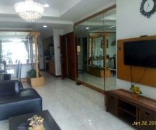 Disewakan Apartemen Lagoon Kemayoran 3BR Full Furnished PR1427