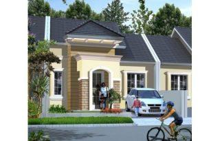 Cluster Rosaline, Rumah Minimalis dekat Taman Mekarsari Cileungsi HC10