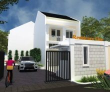 Jual Rumah / Townhouse Exclusive, Residence One Rawamangun MP239