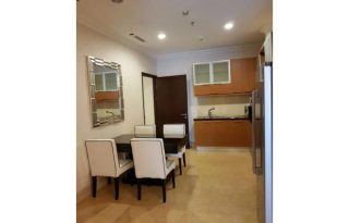 Disewa Apartemen Capital Residence SCBD Sudirman 2BR Furnish PR1460