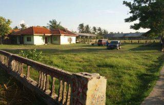 Dijual Tanah Kavling Luas 2290 m2 di Jalan Raya Pedes Karawang AG995