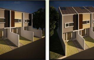 Jual Rumah Baru Minimalis di Karang Tengah Permai, Tangerang PR1464