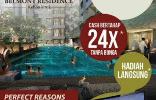 Jual Apartemen Belmont Residence Tower Athena, Jakarta Barat MD573