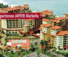 Dijual Apartemen / Condotel Marbella Anyer 2 Bedroom P0749