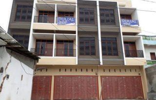 Dijual Ruko 3 1/2 Lantai Modern Minimalis di Medan P0856