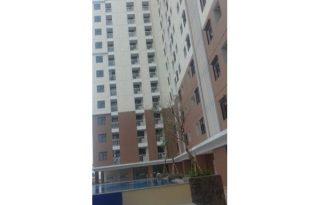 Dijual Apartemen Bekasi Town Square Tipe Studio Lantai 18 AG1018