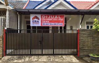 Jual Rumah Strategis dan Nyaman Kosambi Baru, Jakarta Barat PR1504