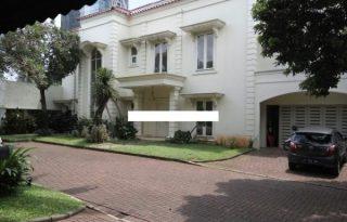 Dijual Townhouse Tenang Lokasi Belakang CITOS Cilandak AG1037