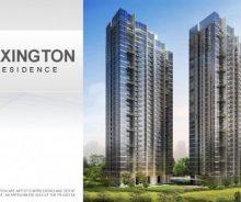 Jual Apartemen Lexington, Apartemen Mewah di Jakarta Selatan AG1048