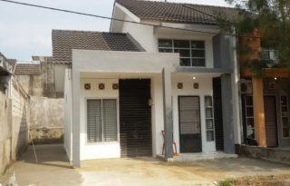 Jual Rumah Baru Renovasi di Cemara Hijau Residence Palembang P0866