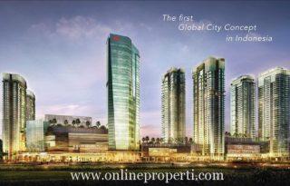 Apartment – Suite – Penthouse, The St Moritz Puri Jakarta Barat MD596