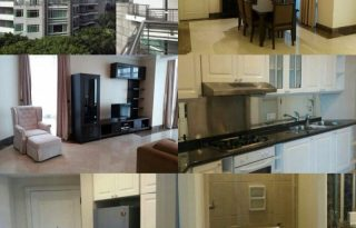 Disewa Apartemen Four Season Residence Setiabudi 3BR Furnished AG1056