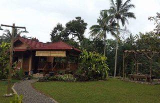 Dijual Villa Dengan Tanah Luas 1000 m2 di Tapos Ciawi PR1522