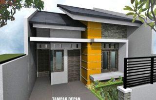 Dijual Perumahan Leny Jaya Cluster di Citayam, Bojonggede, Bogor AG1059