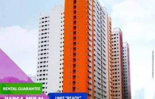 Apartemen Green Pramuka City, Apartemen Terbaik di Jakarta Pusat MD280